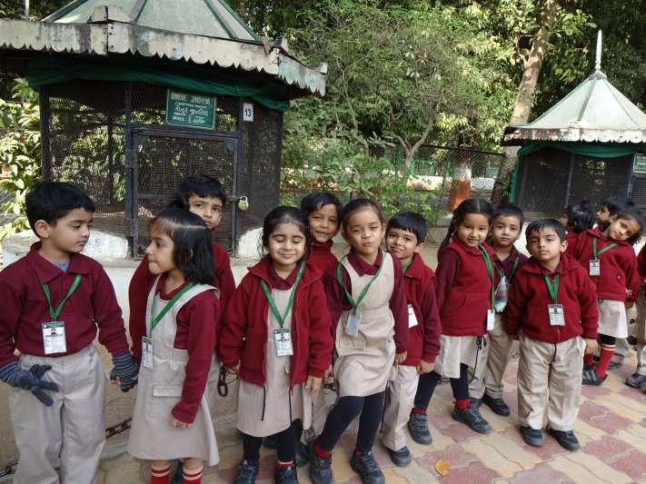 VISIT TO ZOO