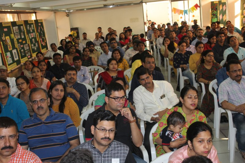 Orientation for parents of the newly admitted students for the Academic Session 2019-20