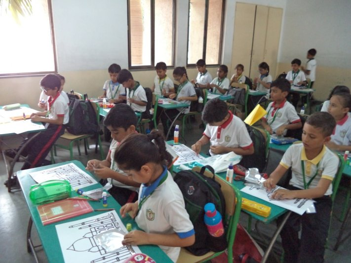 CLASS-III COLLAGE MAKING