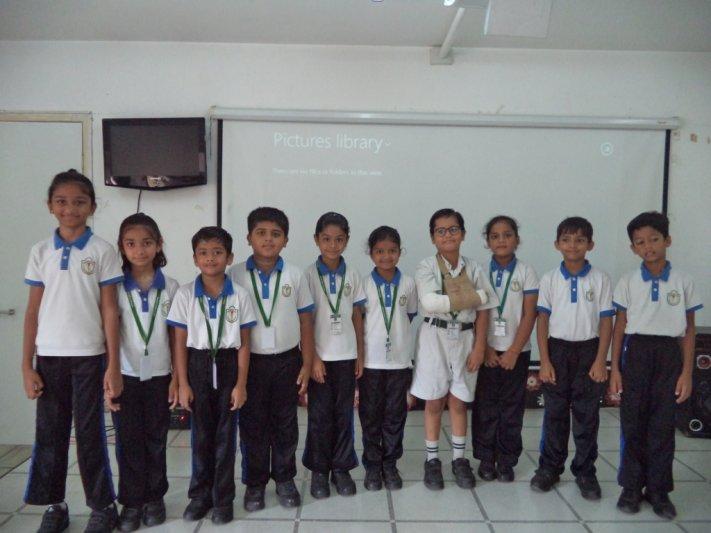 CLASS-II GENERAL QUIZ