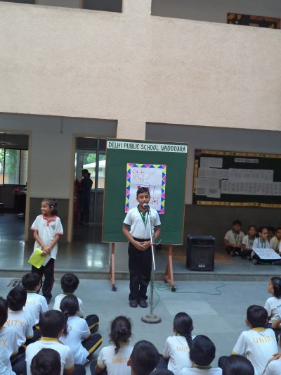 CLASS-III POEM RECITATION(HINDI)