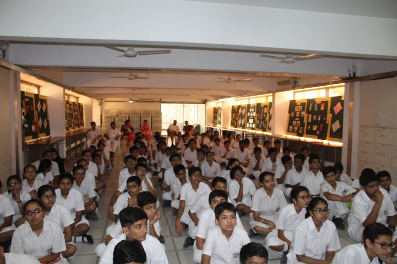Counselling by medical students( ex dipsites)