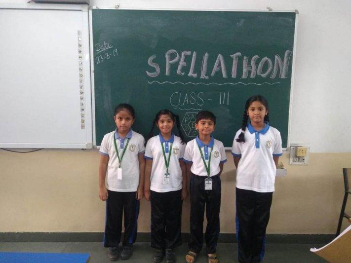 CLASS-III SPELLATHON