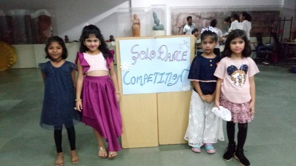 CLASS- II SOLO DANCE