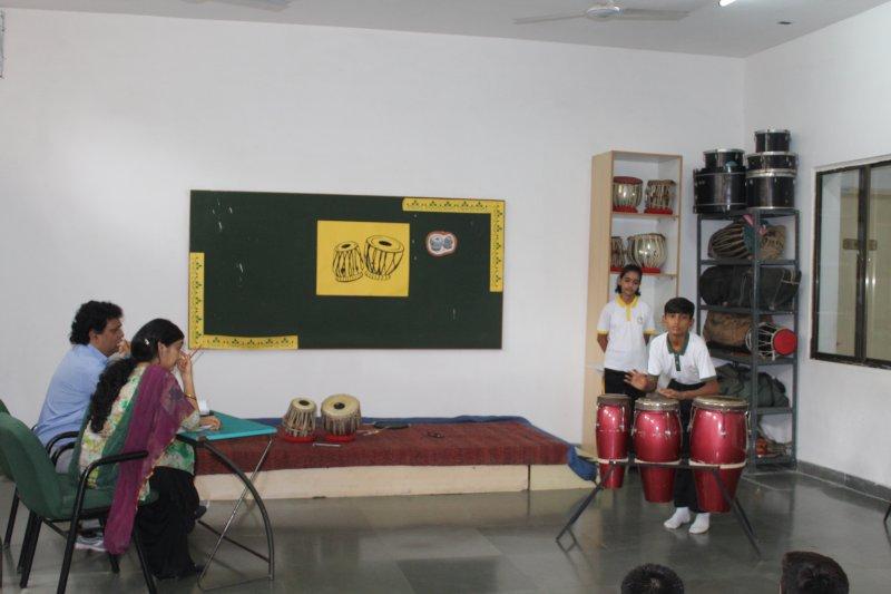 Inter House  Instrumental Music