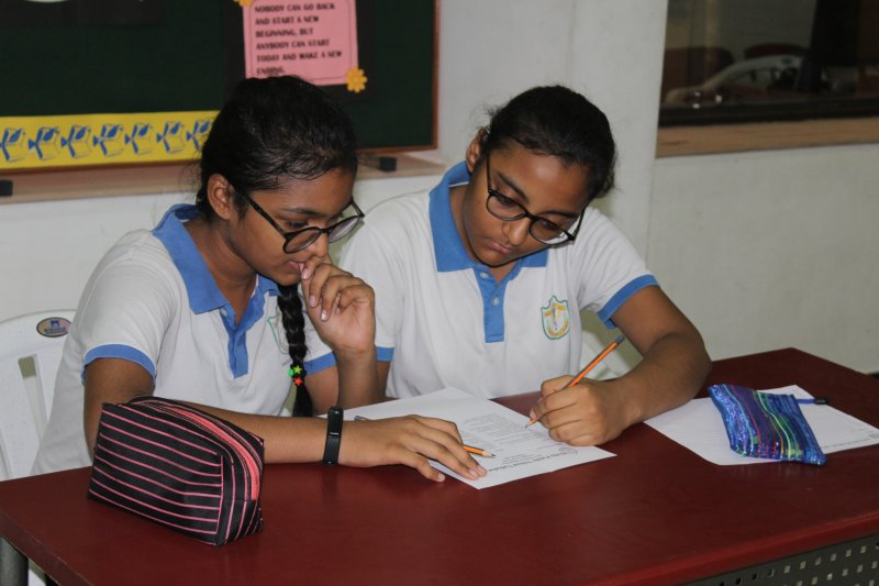 Inter House Cryptic Crossword