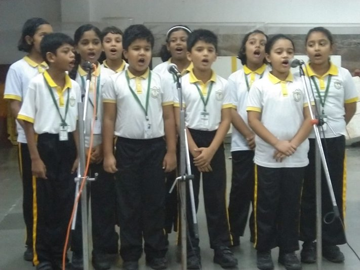 CLASS III-GROUP SONG