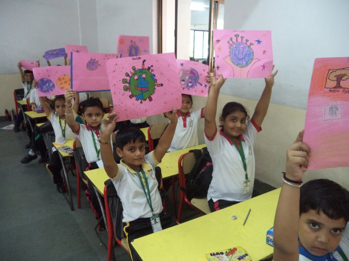 CLASS-II POSTER MAKING