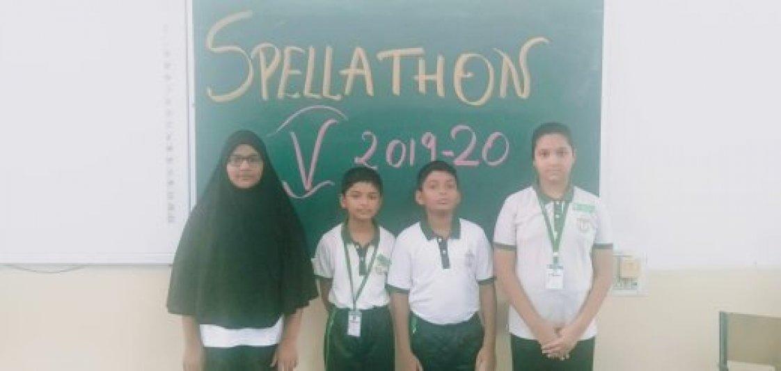 CLASS-V SPELLATHON