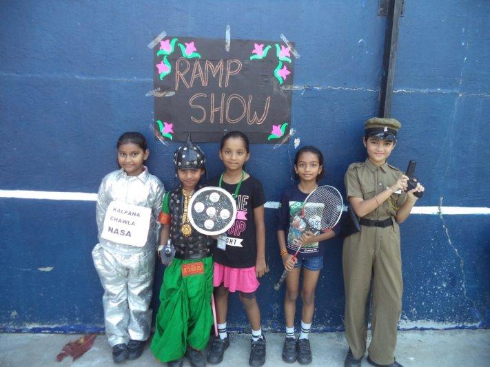 CLASS III-RAMP SHOW