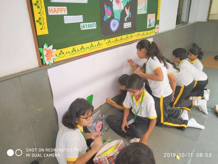 CLASS V-WALL PAINTING
