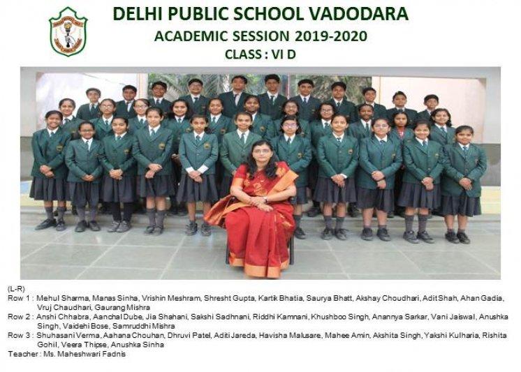 CLASS PHOTOGRAPHS - VI