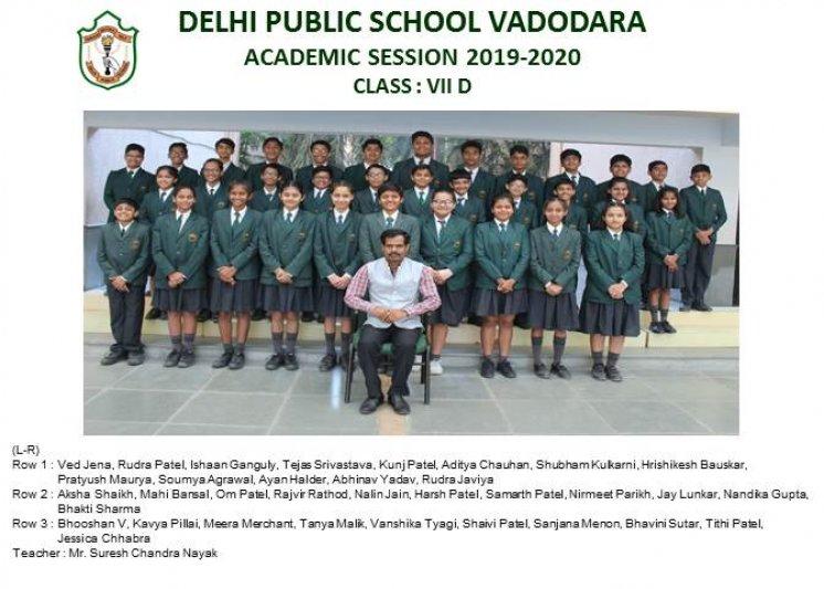 CLASS PHOTOGRAPHS - VIII