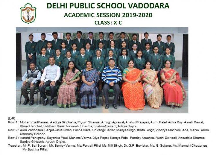 CLASS PHOTOGRAPHS - X