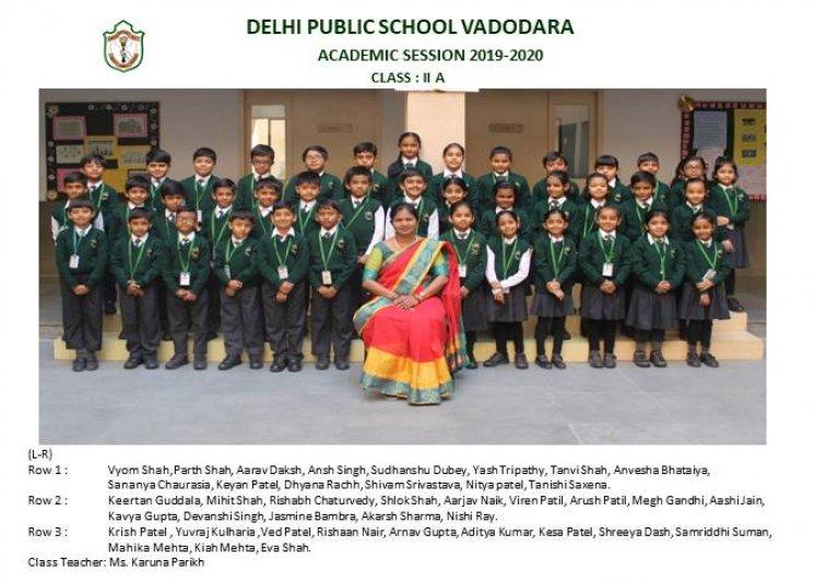 CLASS PHOTOGRAPHS - II