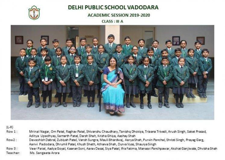 CLASS PHOTOGRAPHS-III