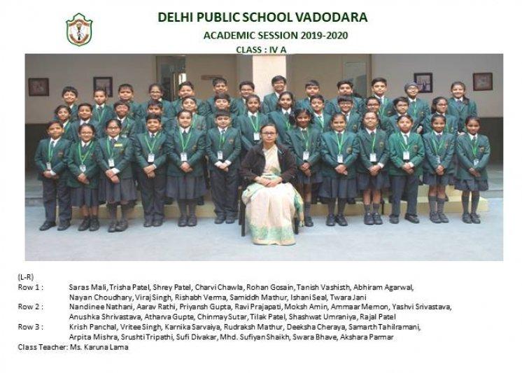 CLASS PHOTOGRAPHS-IV