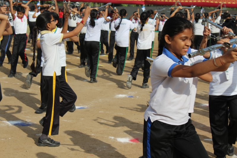 SPORTS DAY 2017-18